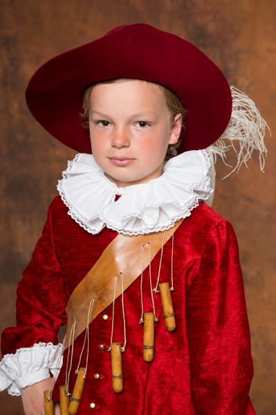 Foto Wim Lanser Kidstorical Costumes